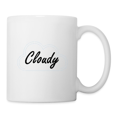Cloudy White Cloud Collection - Coffee/Tea Mug