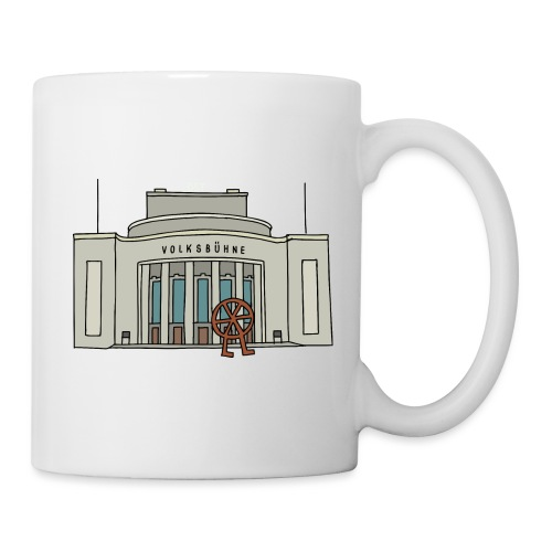 Volksbühne Berlin - Coffee/Tea Mug