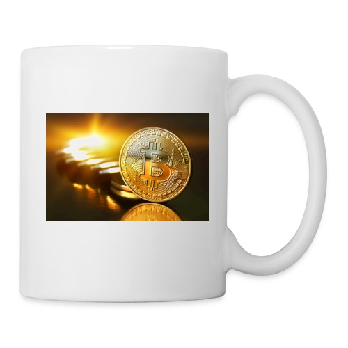 Bitcoin #1 - Coffee/Tea Mug