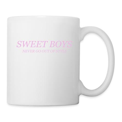 SWEET BOYS NEVER GO OUT OF STYLE - Coffee/Tea Mug