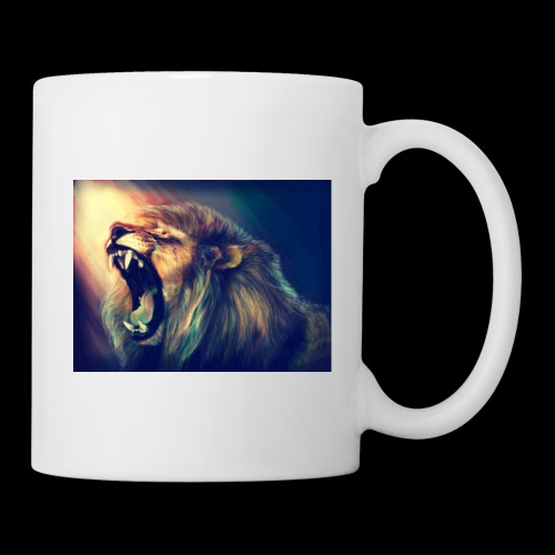 Lion Hoodie - Coffee/Tea Mug