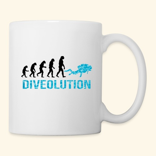 DIVEOLUTION - Coffee/Tea Mug
