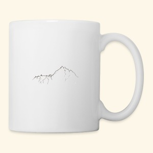 Tiny Mountain - Coffee/Tea Mug