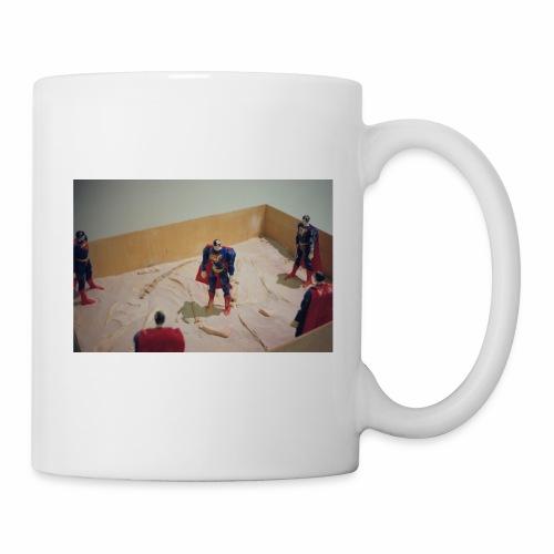 Negative Supermen - Coffee/Tea Mug