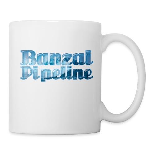 Banzai Pipeline - Ultimate Surfing Waves - Coffee/Tea Mug