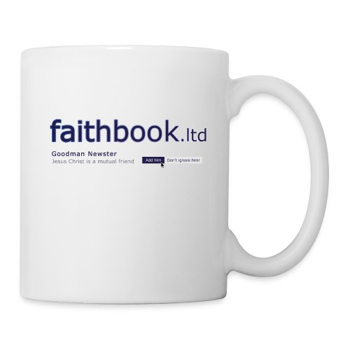 faithbook LTD - Coffee/Tea Mug