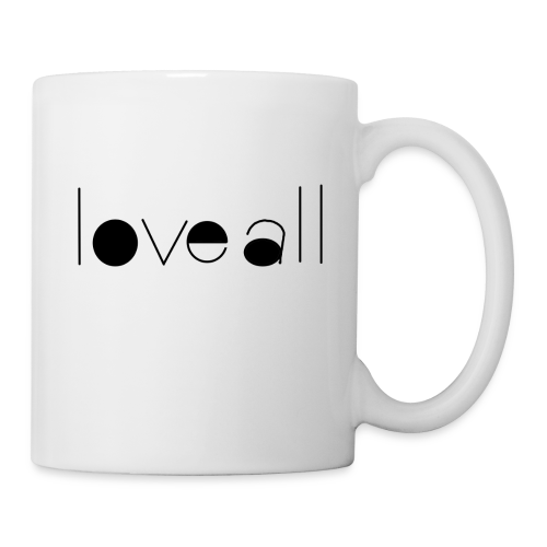 love all - Coffee/Tea Mug