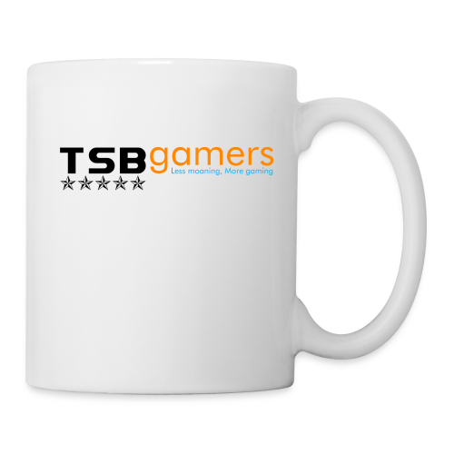TSB Black Website Logo FullColor - Coffee/Tea Mug
