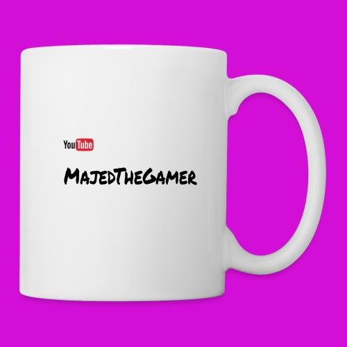 YT MajedTheGamer s Merch - Coffee/Tea Mug