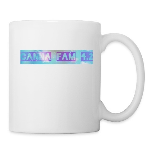 Canna fams #3 design - Coffee/Tea Mug
