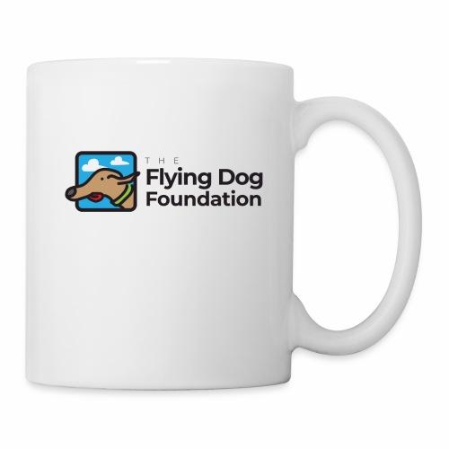 Flying Dog Black Font - Coffee/Tea Mug