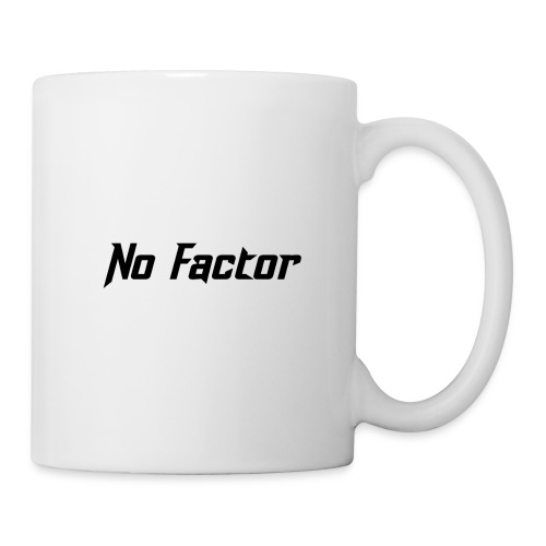 No Factor - Coffee/Tea Mug