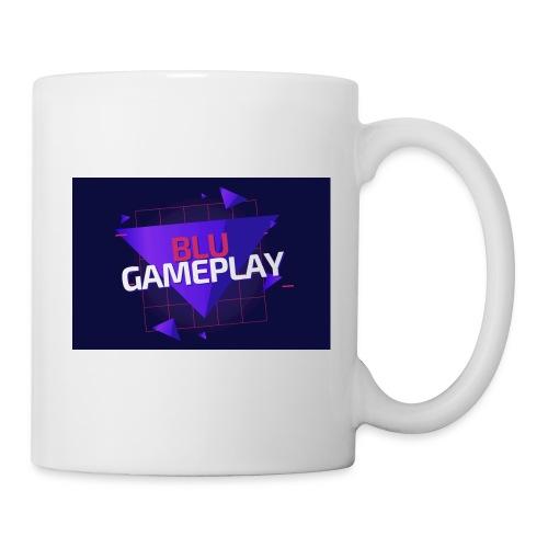 Retro Blu Gameplay Left Handed - Coffee/Tea Mug