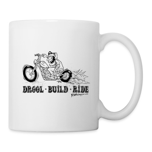 xs650 Chopper Ride - Coffee/Tea Mug