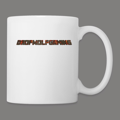DropWolfGaming - Coffee/Tea Mug