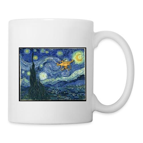 Starry Night Drone - Coffee/Tea Mug