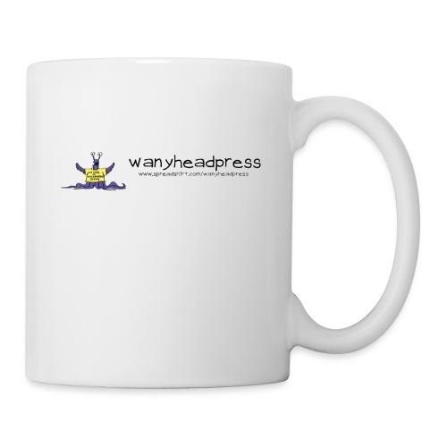 Wanyheadpress Logo - Coffee/Tea Mug