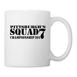 Pittsburgh_Squad - Coffee/Tea Mug
