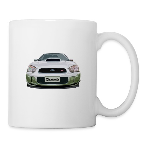 Subaru WRX Second Generation - Coffee/Tea Mug