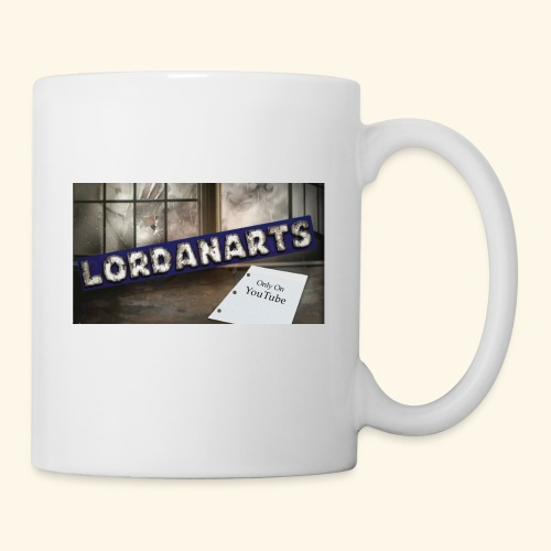 LordanArts Channel Banner - Coffee/Tea Mug