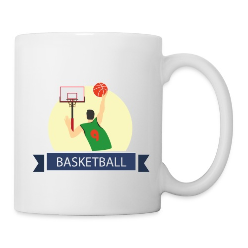 Basketball - Coffee/Tea Mug