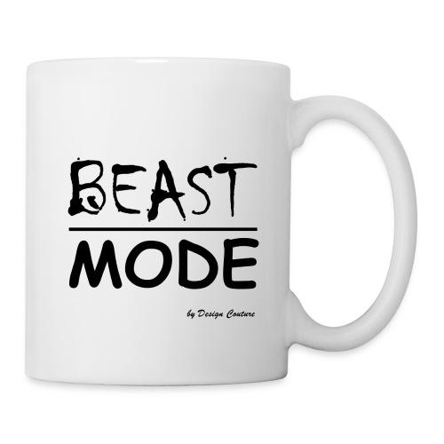 MODE, BEAST-BLACK - Coffee/Tea Mug