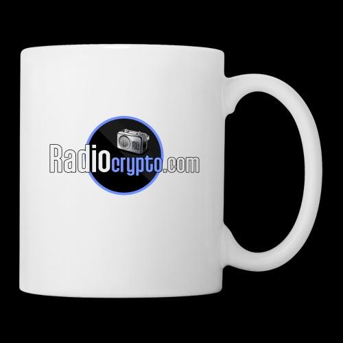 RadioCrypto Logo 1 - Coffee/Tea Mug