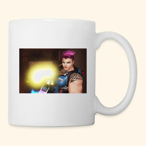 Overwatch Zarya - Coffee/Tea Mug