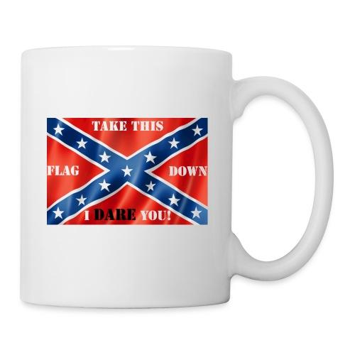 Confederate flag2 - Coffee/Tea Mug