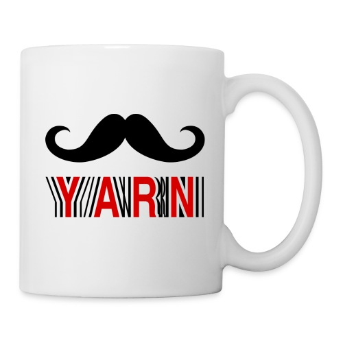 Moustache Yarn – Must Stash Yarn - Coffee/Tea Mug