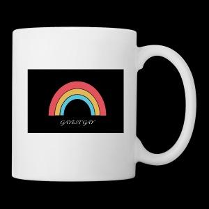 Gayest Gay Rainbow - Coffee/Tea Mug