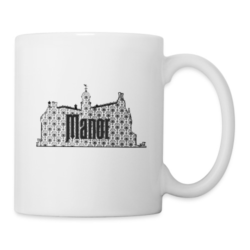 Mind Your Manors - Coffee/Tea Mug