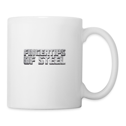 Fingertips of Steel - Coffee/Tea Mug
