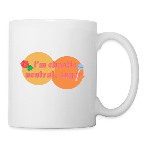 Chaotic Neutral - Coffee/Tea Mug