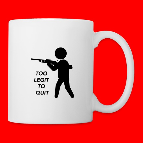 OxyGang: Too Legit To Quit Products - Coffee/Tea Mug
