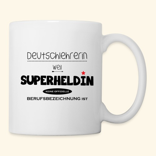 German Teacher - Coffee/Tea Mug