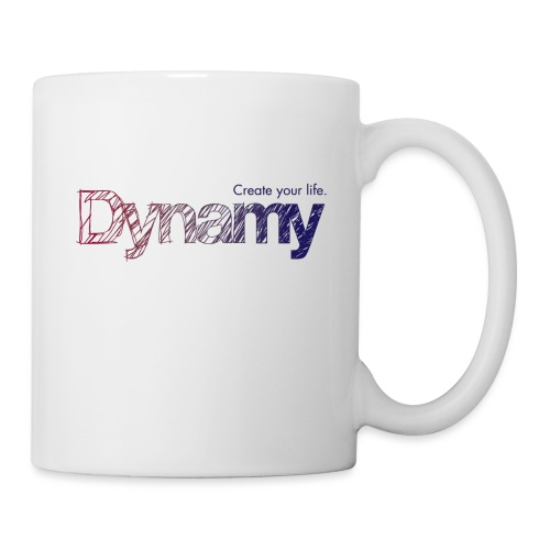 Dynamy Logo - Coffee/Tea Mug