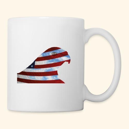 American Eagle Head - Coffee/Tea Mug