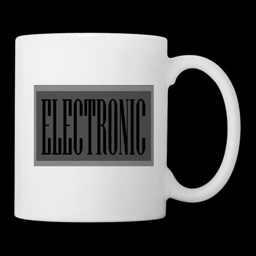 Electronic Logo - Coffee/Tea Mug