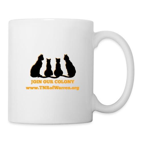 TNR JOIN OUR COLONY - Coffee/Tea Mug