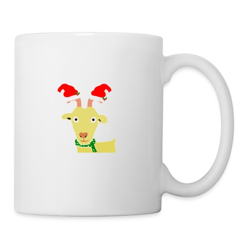 HOLIDAY GOAT - Coffee/Tea Mug