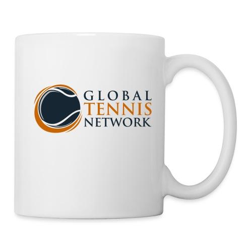Global Tennis Network on White - Coffee/Tea Mug