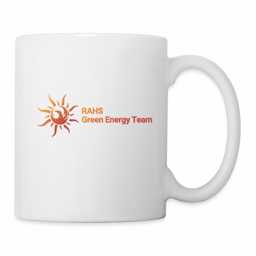 RAHS Green Energy Logo Merch - Coffee/Tea Mug