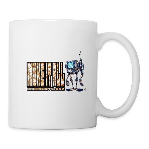 Nuke It All! 💥🍿 - Coffee/Tea Mug