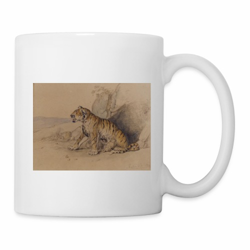 nursingtiger - Coffee/Tea Mug
