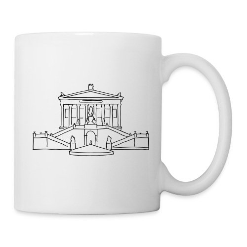 Nationalgalerie Berlin - Coffee/Tea Mug