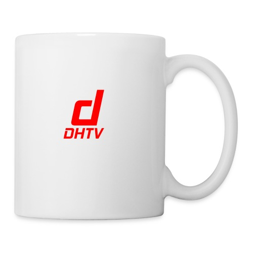 DHTV_Logo_New - Coffee/Tea Mug