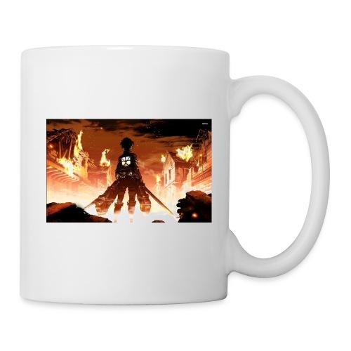 Attack of the titan - Coffee/Tea Mug