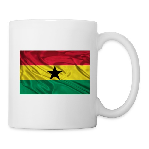 Ghana-Flag - Coffee/Tea Mug