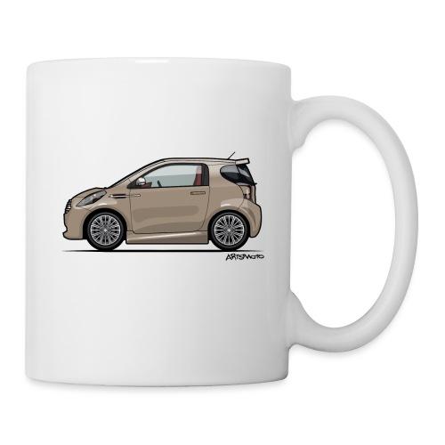 AM Cygnet Blonde Metallic Micro Car - Coffee/Tea Mug
